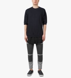 3.1 Phillip Lim Midnight Tail Pullover S/S Shirt Model Picutre