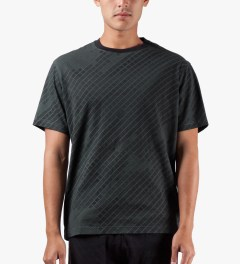 maharishi Night Camouflage Slouch T-Shirt Model Picutre