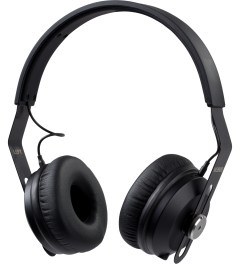 Nocs Black NS900 Live Headphones Picutre