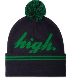 Odd Future Black High Pom Pom Beanie Picutre