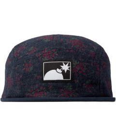 The Hundreds Navy Flores 5-Panel Picutre