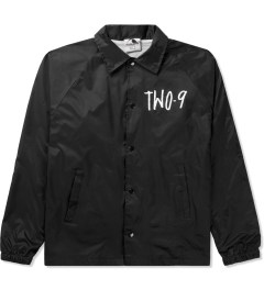 Two-9 Black Gravedirt Coacher's Jacket Picutre
