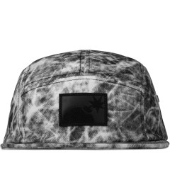 The Hundreds Black Acid 5-Panel Picutre