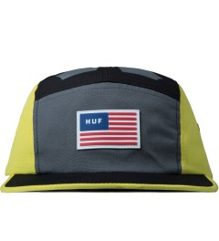 HUF Black Sport Volley Cap Picutre
