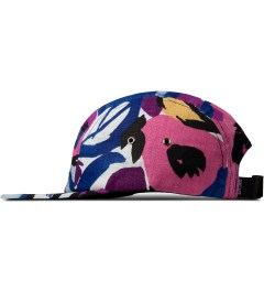 The Quiet Life Mixed Abstract 5-Panel Cap Model Picutre