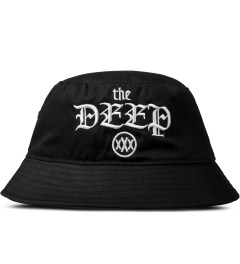 10.Deep Black The Deep Bucket Hat Picutre