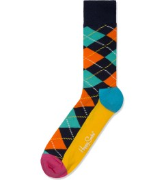 Happy Socks Multicolor Argyle Socks 2 Picutre
