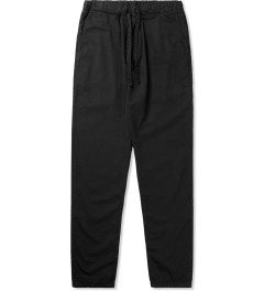 Surface to Air Black Belmont Trousers Picutre