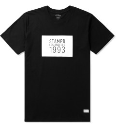 Stampd Black 1993 Box Logo T-Shirt Picutre
