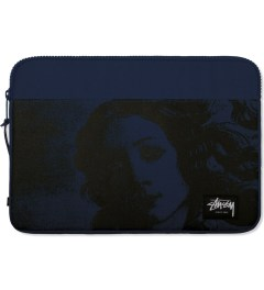 "Stussy Blue World Tour 13"" Sleeve Case Picutre"