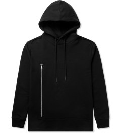 Blood Brother Black Frett OTH Hoodie Picutre