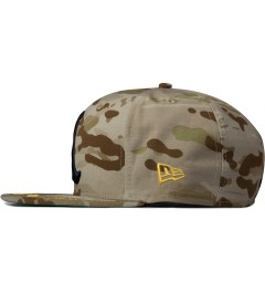 Mark McNairy DESERT MULTICAM NEW ERA NA SNAPBACK Model Picutre