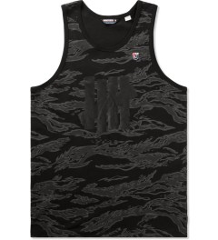 Undefeated Grey Camo Five Strike Tank Top Picutre