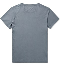 A.P.C. Grey Blue Down T-Shirt Picutre