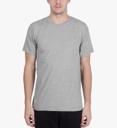 Publish Heather Grey Eamon T-Shirt Model Picutre