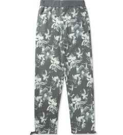 HUF Black Floral Sweatpants Picutre