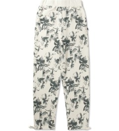 HUF White Floral Sweatpants Picutre