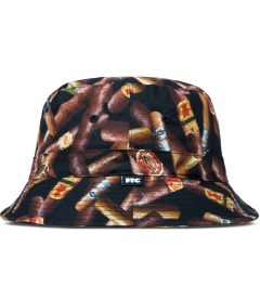 FTC Cigar All Over Bucket Hat Model Picutre