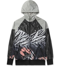 Staple Black Challenge Windbreaker Picutre