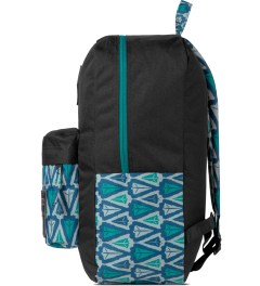 Benny Gold Benny Gold x Jansport Arrowheads Superbreak Backpack Model Picutre