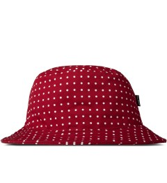 Undefeated Red Dot SU14 Bucket Hat Picutre