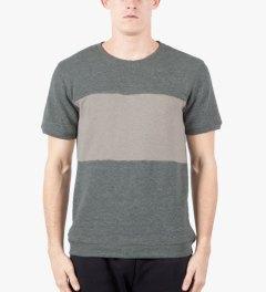 BWGH Green Wogo T-Shirt Model Picutre