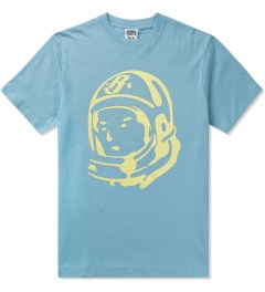 Billionaire Boys Club Dusk Blue/Sunshine S/S Helmet T-Shirt Picutre
