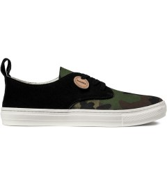 Buddy Camo Jungle Corgi Low Shoes Picutre