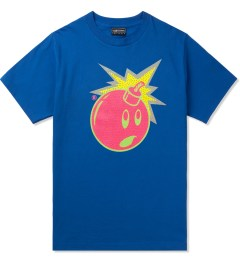 The Hundreds Royal Blue Now & Now T-Shirt Picutre
