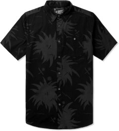Us Versus Them Black Tropical Shirt Picutre