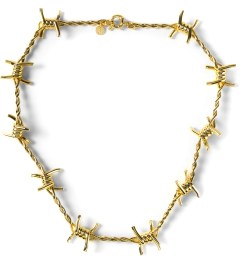AMBUSH® Gold Classic Chain 3 Necklace Picutre