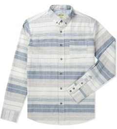 Jiberish Navy Wide Horizon Shirt Picutre