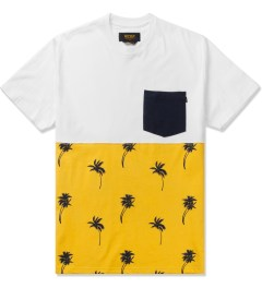 10.Deep White Chaos Pocket T-Shirt Picutre