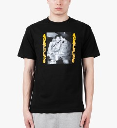 Acapulco Gold Black Drunk In Love T-Shirt Model Picutre