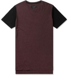 ZANEROBE Burgundy Flintlock T-Shirt Picutre