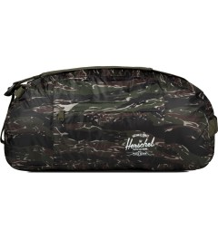 Herschel Supply Co. Tiger Camo/Army Packable Journey Bag Picutre