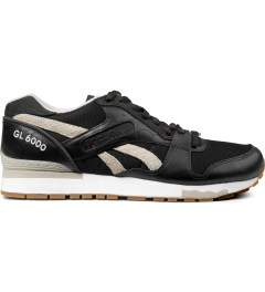 Reebok Black/White GL6000 Shoes Picutre
