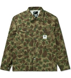 FTC Dark Hunt Camo Overall Jacket Picutre