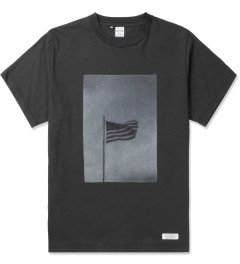 Deluxe Black J.W. x Deluxe American Flag T-Shirt Picutre