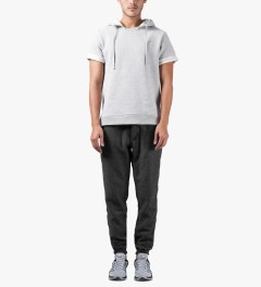 Publish Charcoal Bruswick Jogger Pants Model Picutre