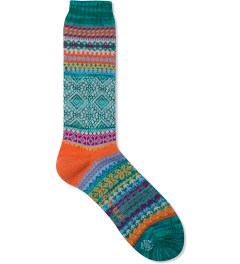 CHUP Mint Litir Socks Picutre