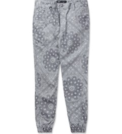 Publish Grey Banwell Paisley Bandana Pants Picutre