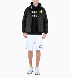 Benny Gold Black Airways Coach Jacket Model Picutre