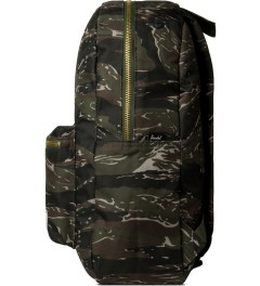 Herschel Supply Co. Tiger Camo Settlement Backpack Model Picutre