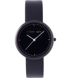 i love ugly. Black on Black Classic Watch Picutre