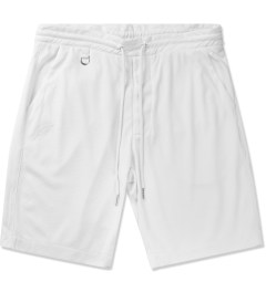 Publish White Torres Sweatshorts Picutre