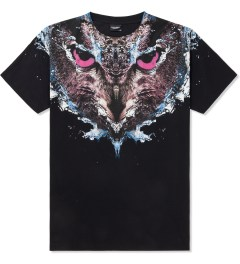 Marcelo Burlon Black Cabeza Lechuza T-Shirt Picutre