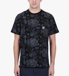 10.Deep Black New Standard T-Shirt Model Picutre