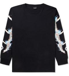 Marcelo Burlon Black Kubo L/S T-Shirt Picutre