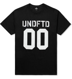 Undefeated Black 00 T-Shirt Picutre